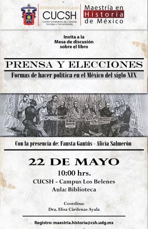 PRENSA Y ELECCIONES CUCSH