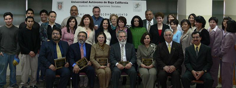 IIS 35 años de investigación social en la frontera norte