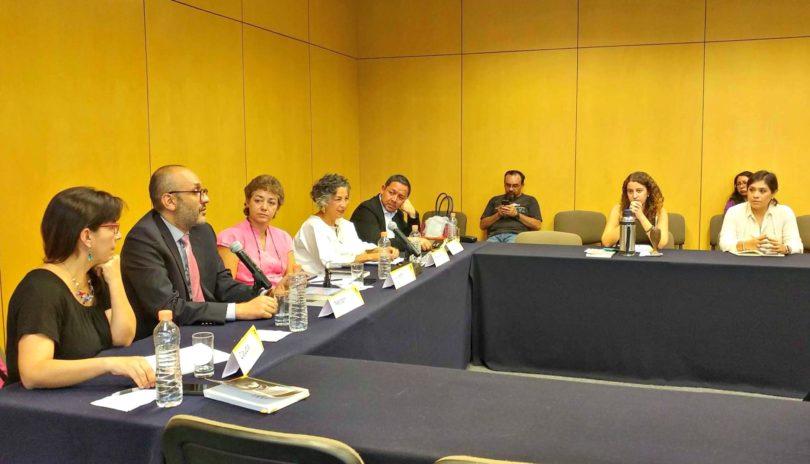 Presentación libro Violencia, Seguridad y Sociedad en México