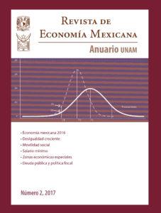 Portada Revista de Economía Mexicana, número 2, 2017