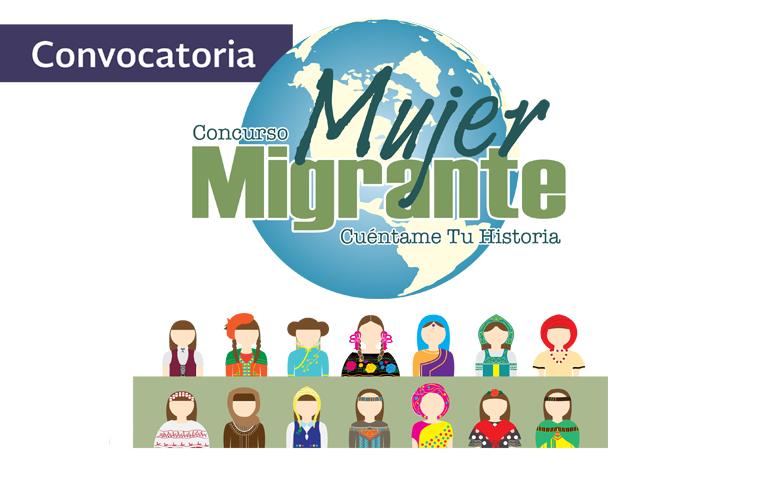 Mujer migrante, cuéntame tu historia