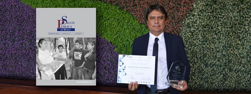 Premian la mejor revista científica de México