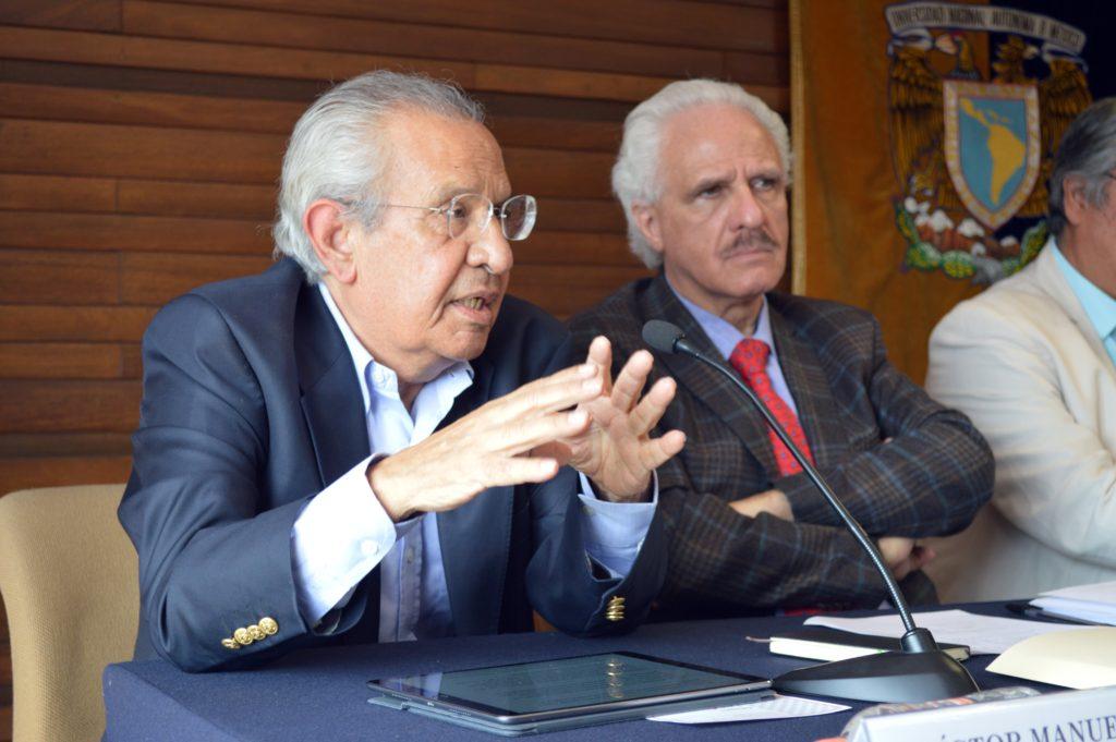 Foto: Dr. Víctor Manuel Durand Ponte