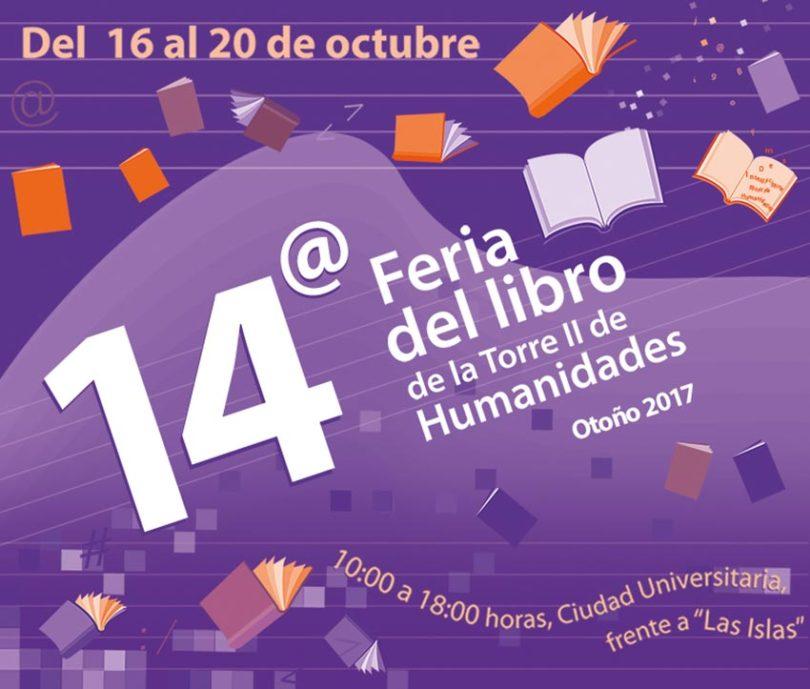 14a Feria del libro Torre II de Humanidades