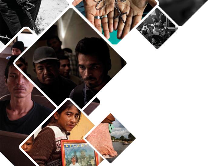 Concurso de fotografía sobre migración
