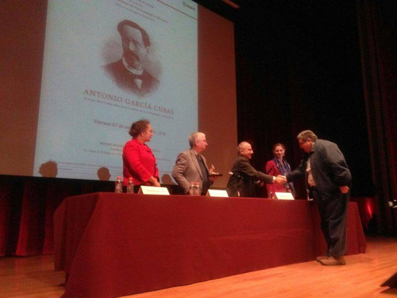 Premio Nacional Antonio García Cubas