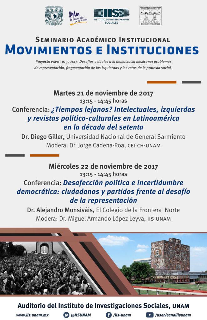 Seminario Movimientos e Instituciones