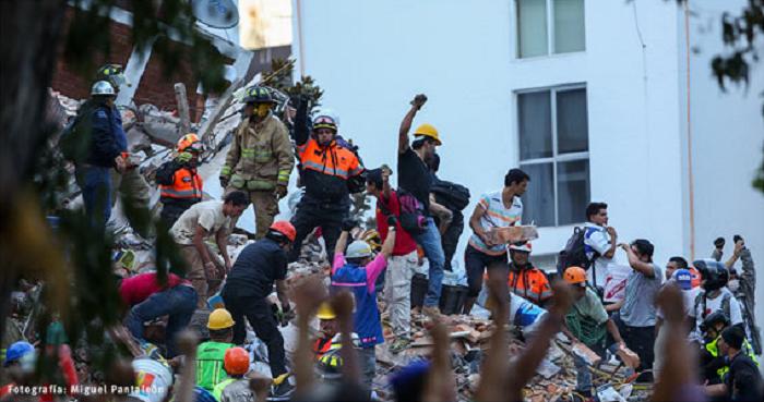 Las Ciencias Sociales frente a los sismos