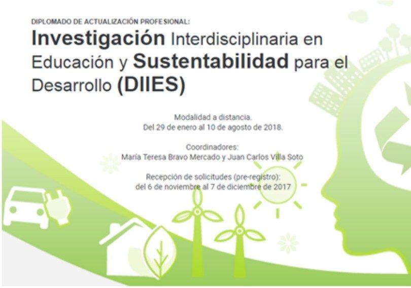 Diplomado Educación y Sustentabilidad