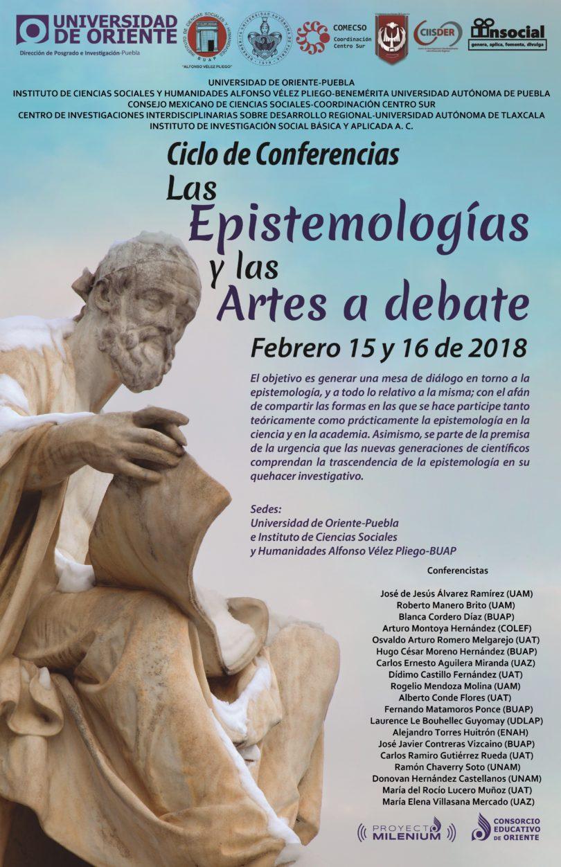 Las epistemologías y las artes a debate