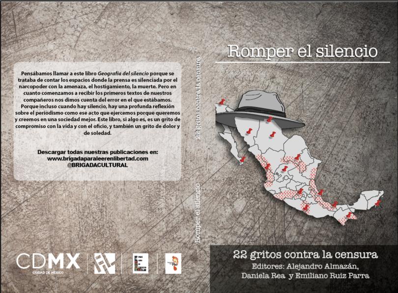 Romper el silencio. 22 gritos contra la censura