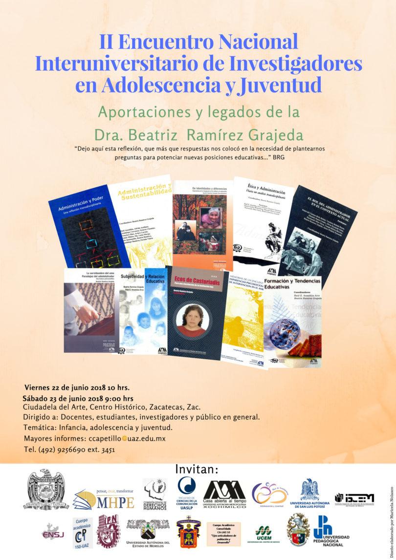 II Encuentro de Investigadores en Adolescencia y Juventud