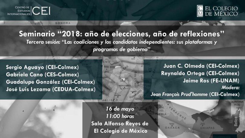 2018: año de elecciones, año de reflexiones