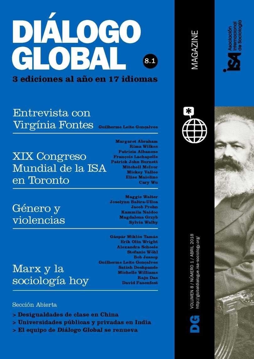 Global Dialogue, vol.8, num.1 | ISA