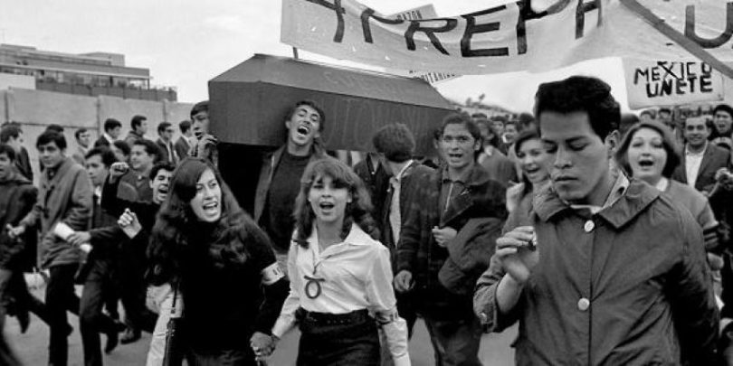 El 68 alteró la historia y el hoy