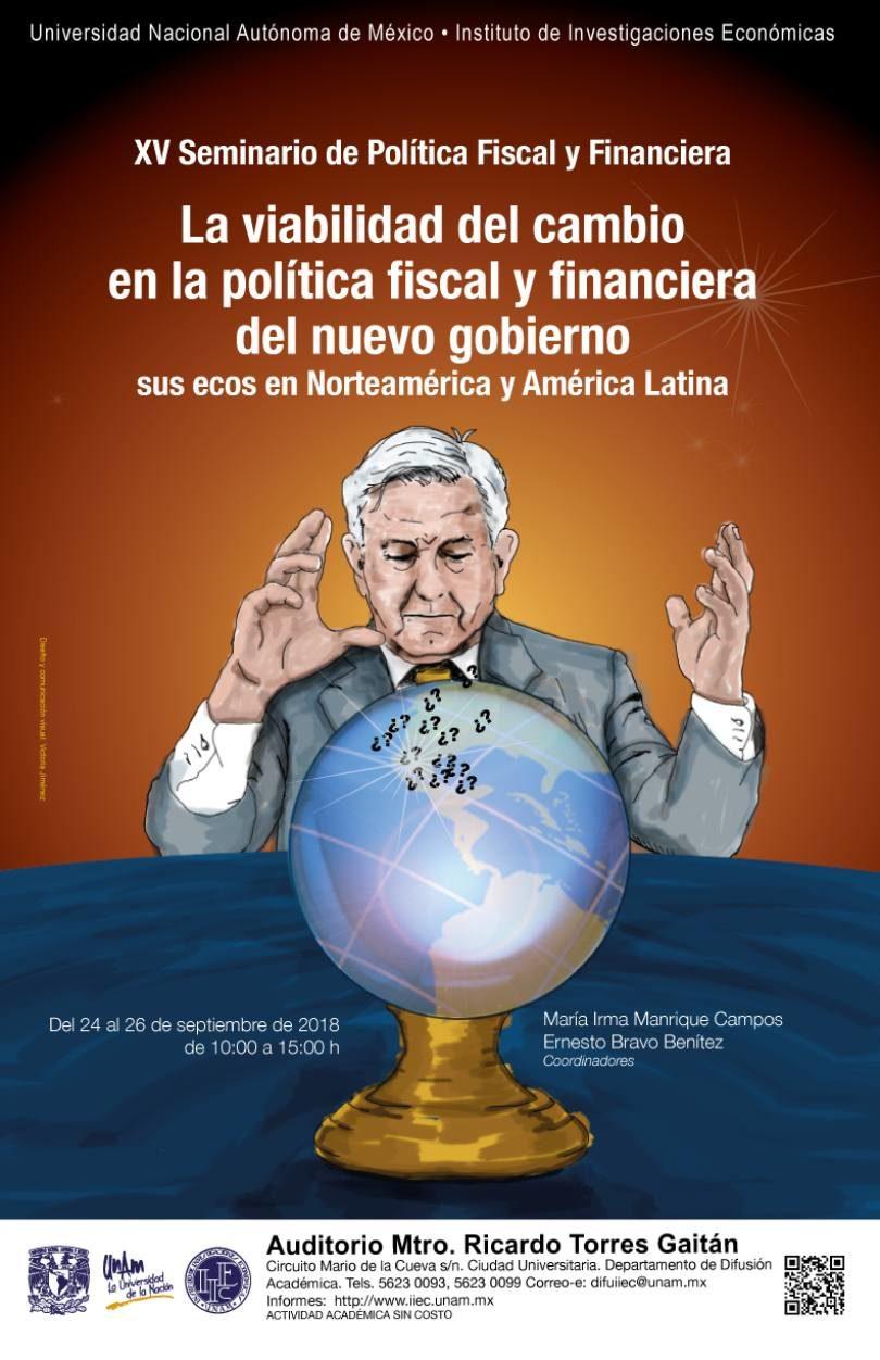 XV Seminario de Política Fiscal y Financiera