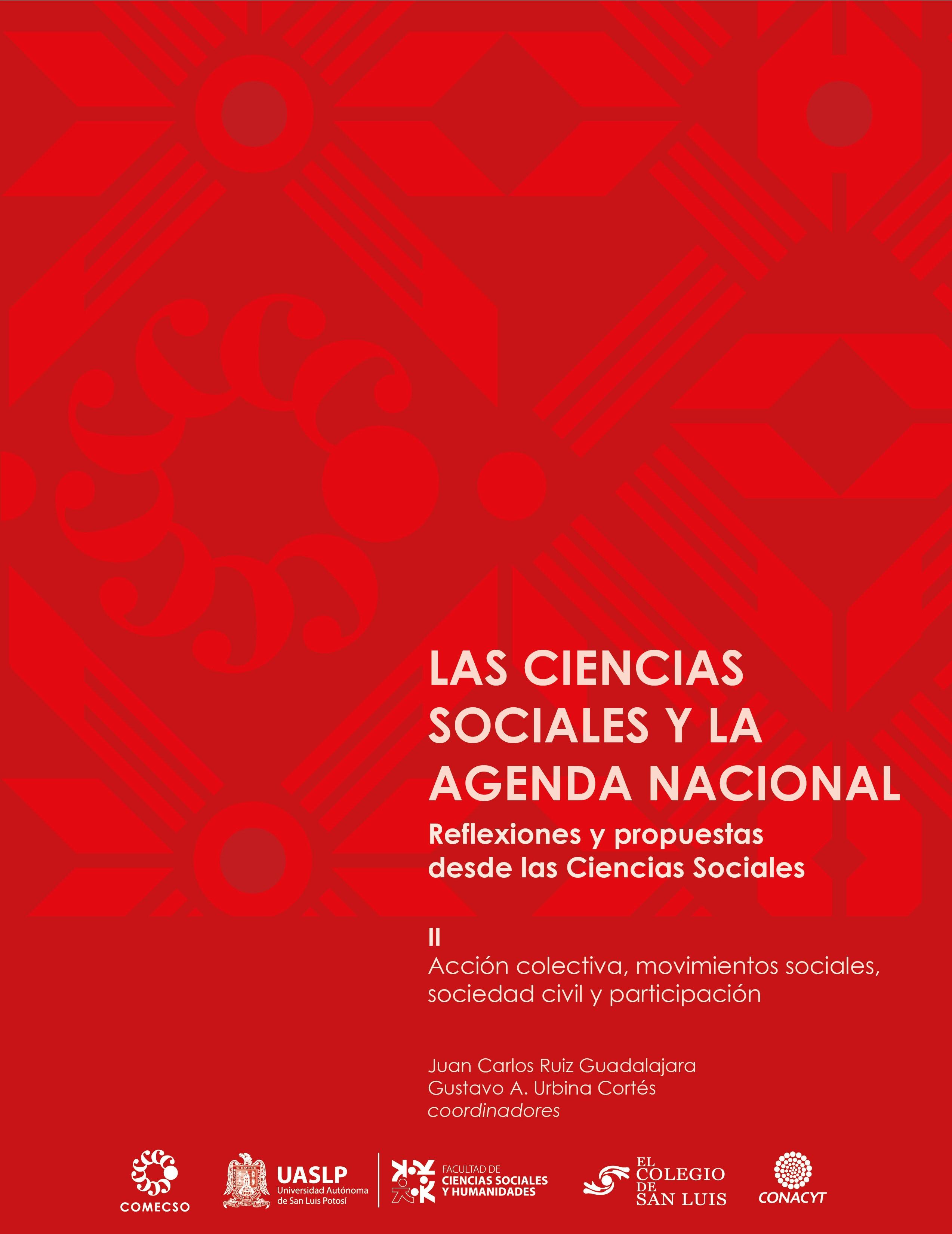Vol. II. Acción colectiva, movimientos sociales, sociedad civil y participación