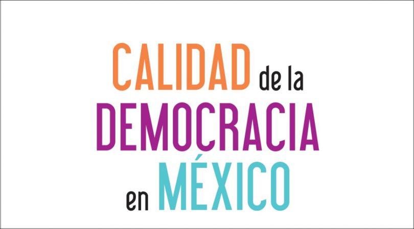 Calidad de la Democracia en México
