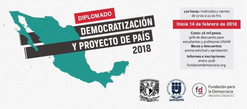 Democratización y proyecto de país