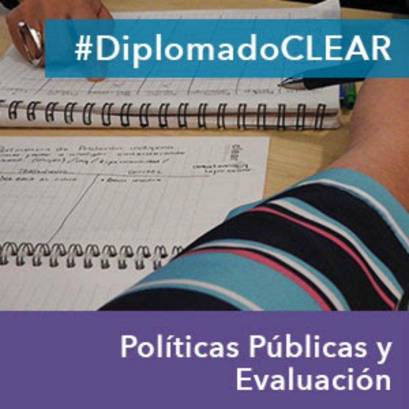 Diplomado en políticas públicas y evaluación