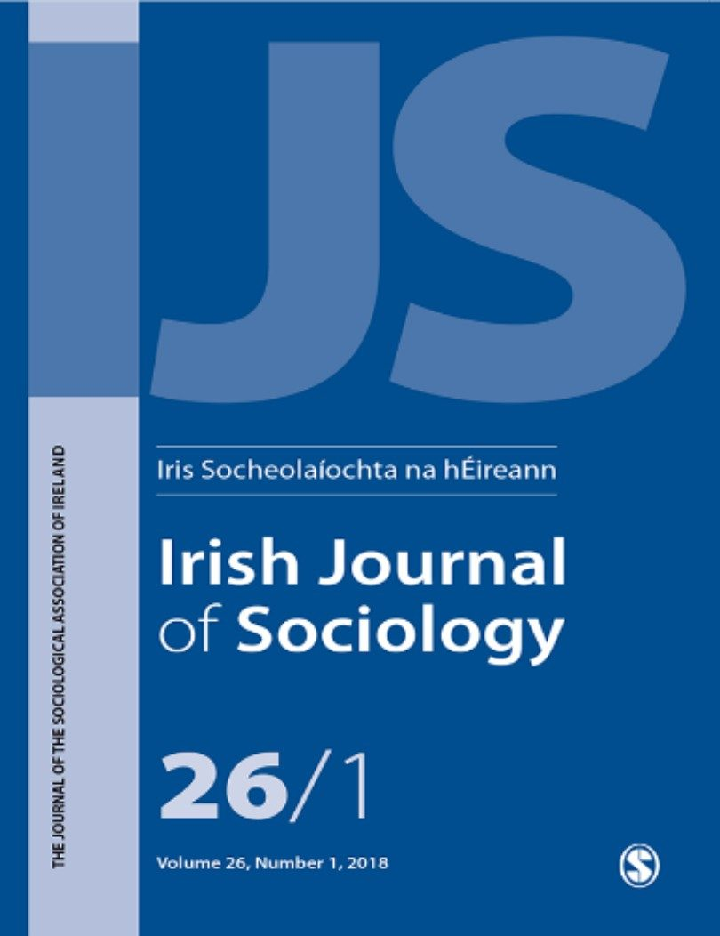 Irish Journal of Sociology, num. 1, 2018