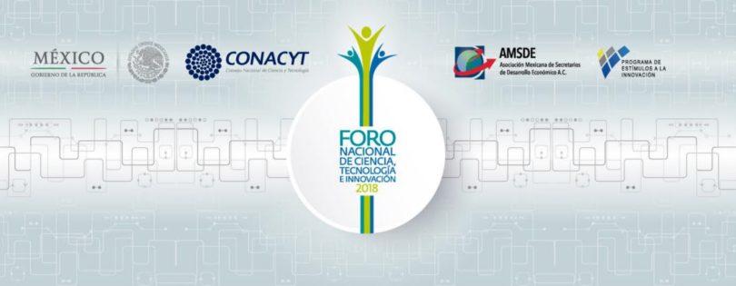 Foro Nacional de Ciencia, Tecnología e Innovación 2018