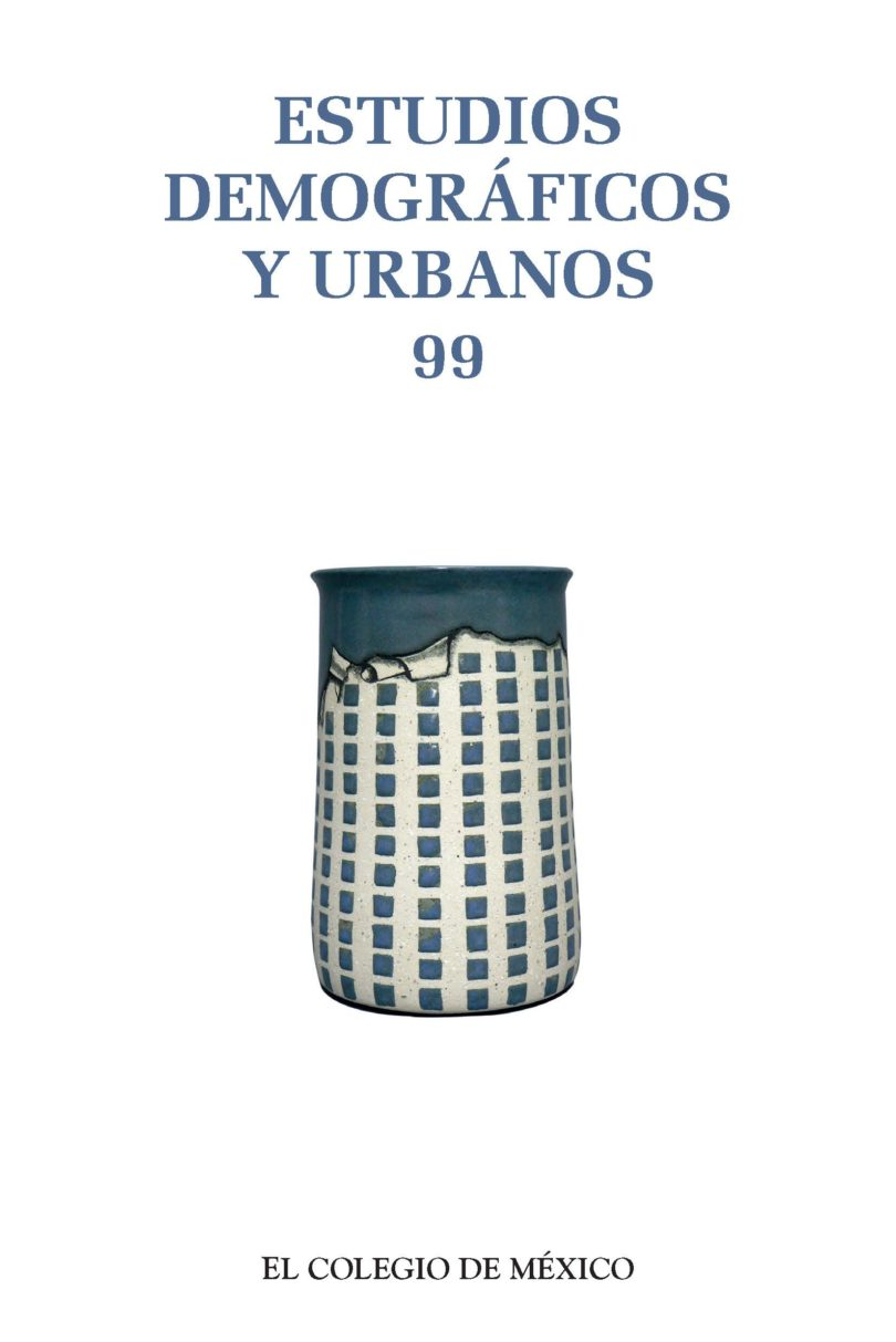 Estudios Demográficos y Urbanos núm. 99