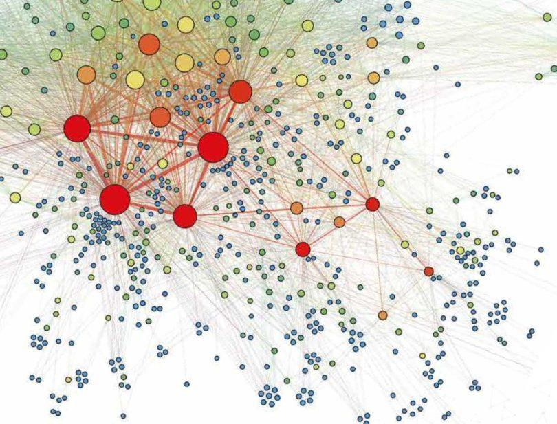 Redes aplicadas a las ciencias sociales, biología y medicina