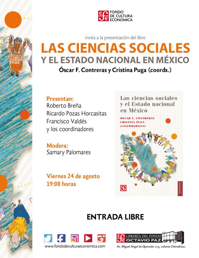 Presentación las Ciencias Sociales y Estado Nacional en México