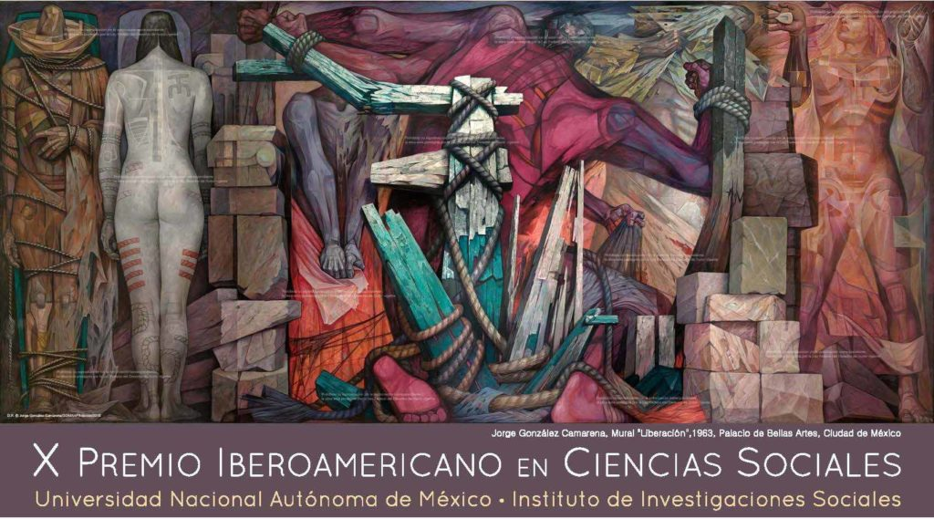 Resultado de imagen de X PREMIO IBEROAMERICANO EN CIENCIAS SOCIALES