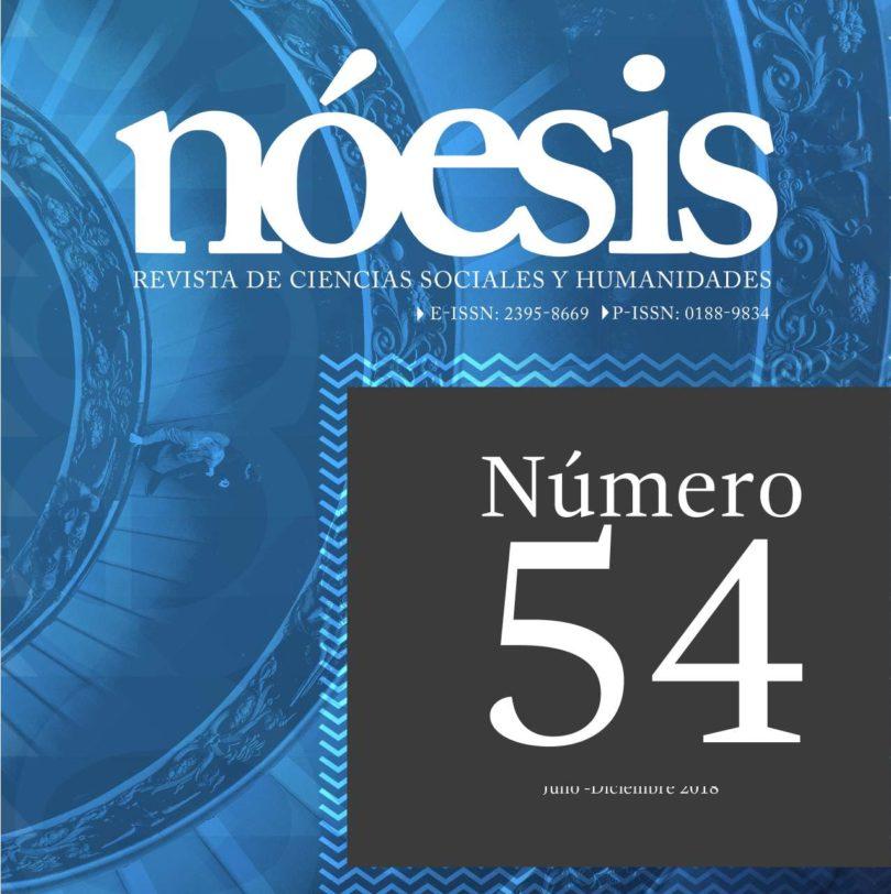 Revista Nóesis, núm. 54 (2018)