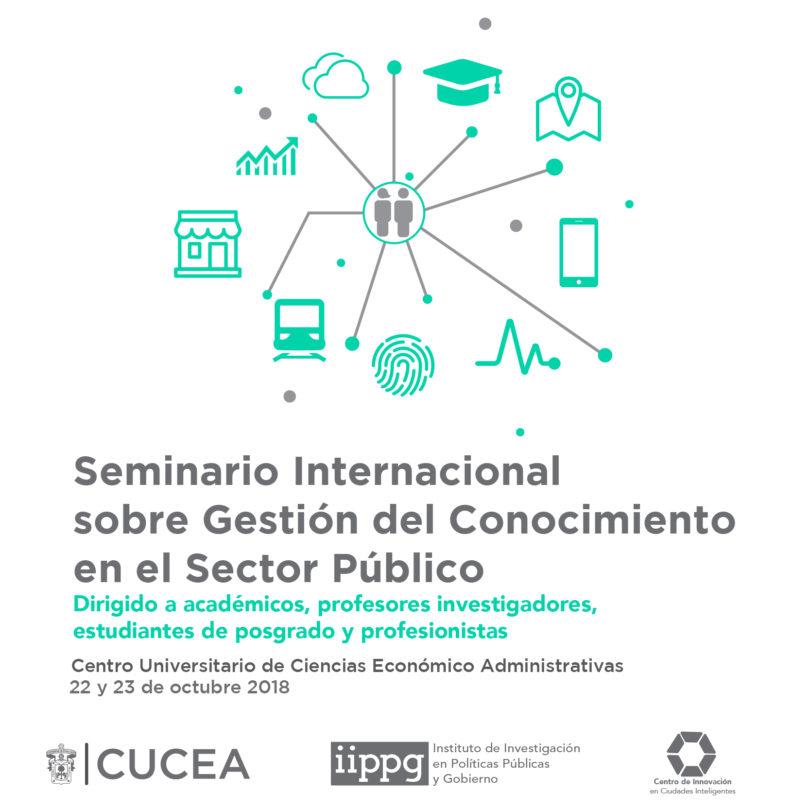 Seminario: Gestión del conocimiento en el sector público