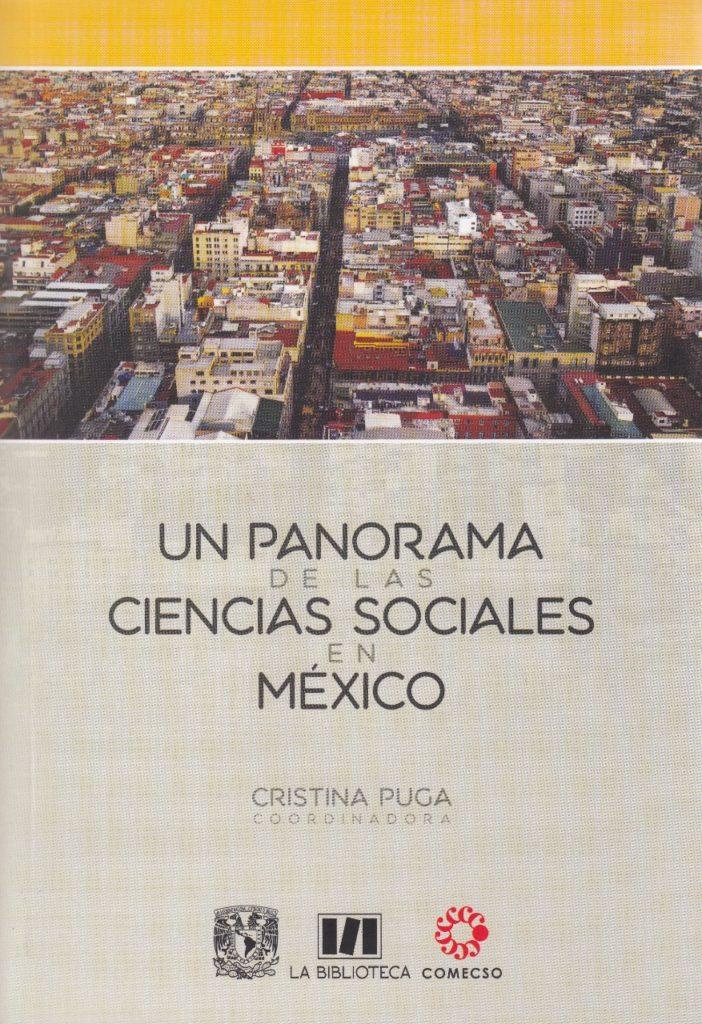 Portada. Un panorama de las Ciencias Sociales en México