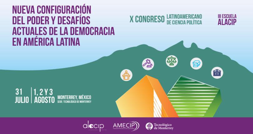 X Congreso Latinoamericano de Ciencia Política