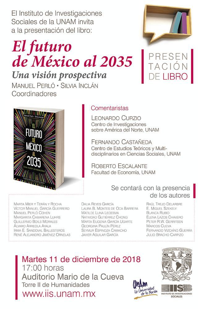 El futuro de México al 2035. Una visión prospectiva