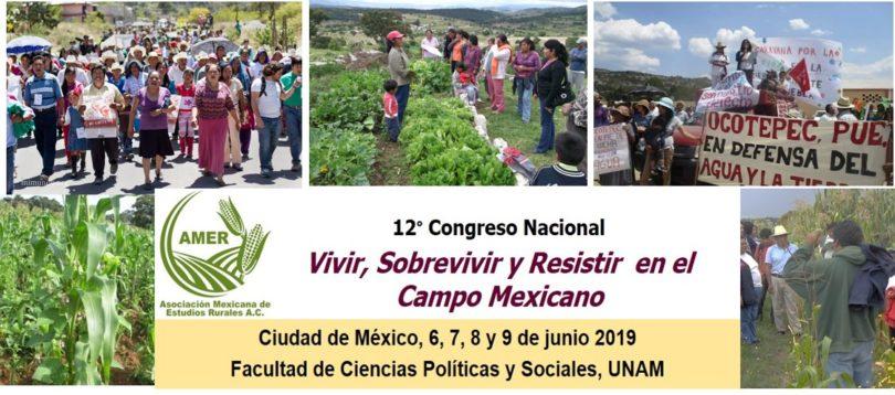 12° Congreso Nacional de la AMER