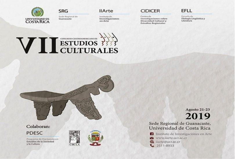 VII Congreso Centroamericano de Estudios Culturales