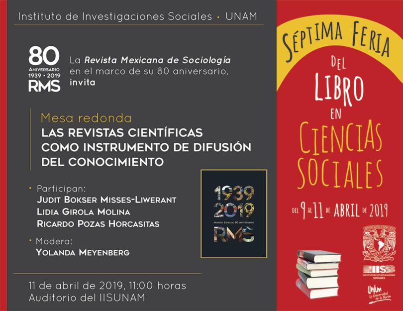 Mesa redonda Las Revistas Científicas