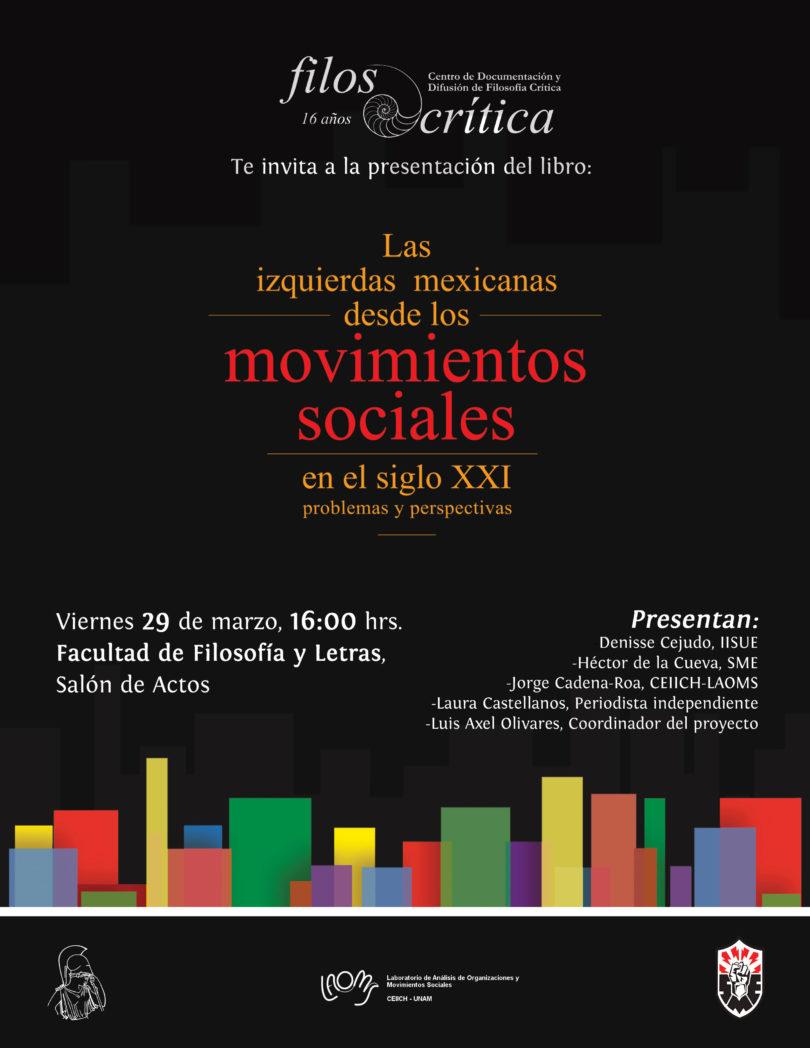 Las izquierdas mexicanas desde los movimientos sociales