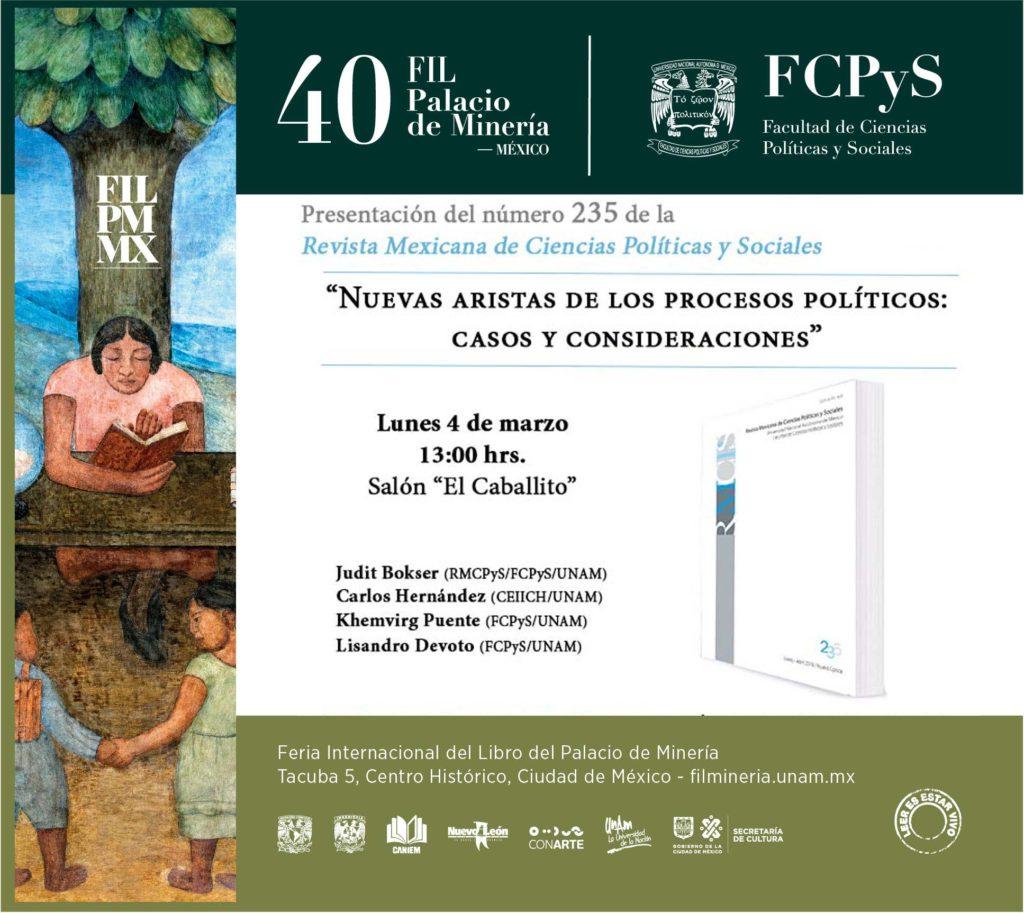 Revista Mexicana de Ciencias Políticas y Sociales 235