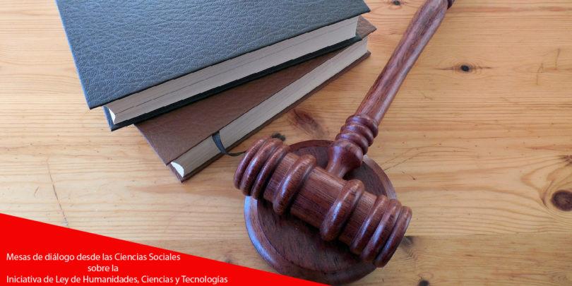 Mesas sobre Iniciativa de Ley de Humanidades