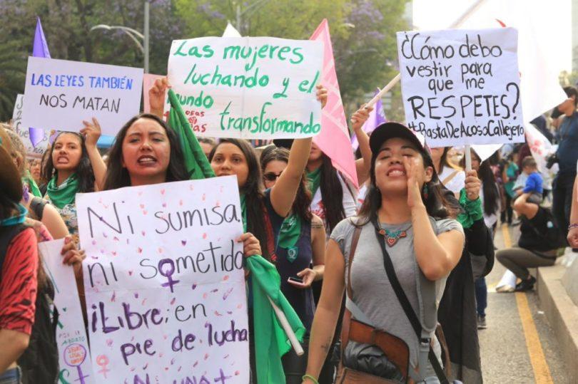 En el marco del Día Internacional de la Mujer
