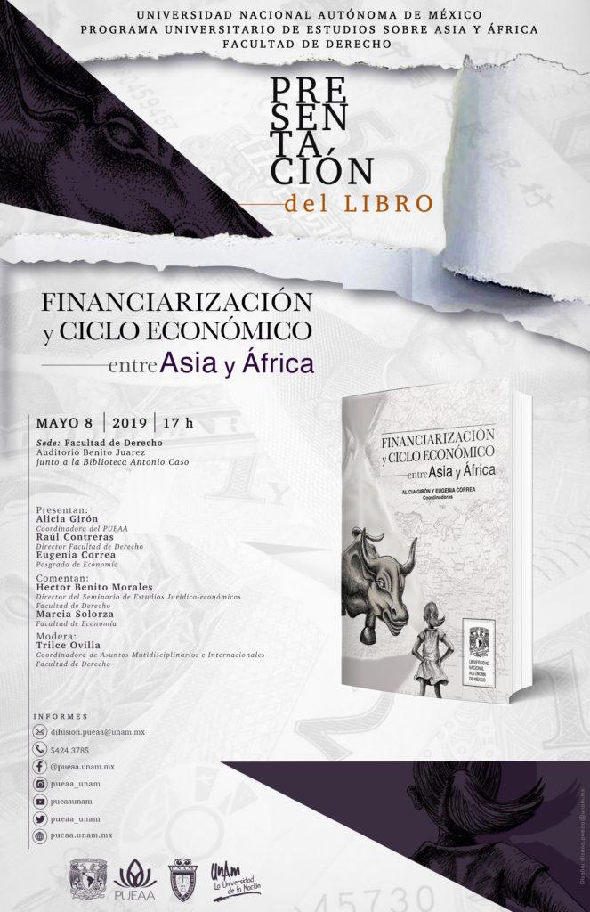 Financiarización y ciclo económico Asia y África