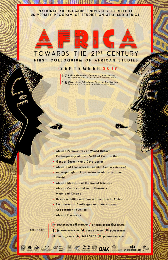 First Colloquium of African Studies