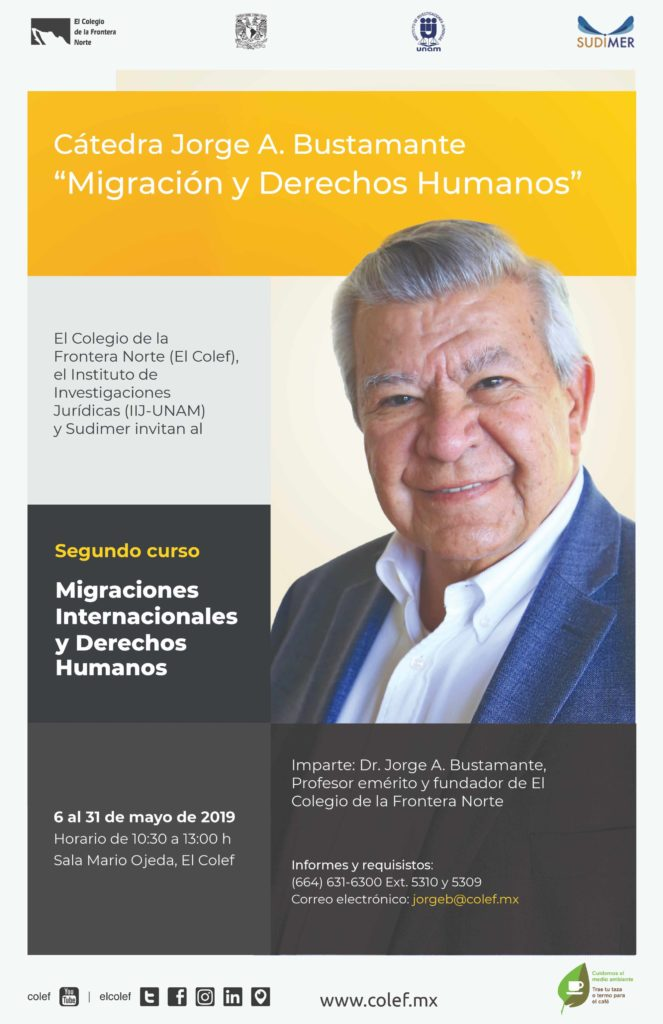 Curso sobre Migraciones y Derechos Humanos