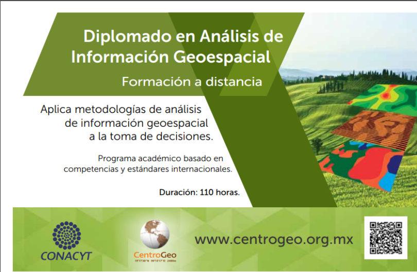 Diplomado en Análisis de Información Geoespacial