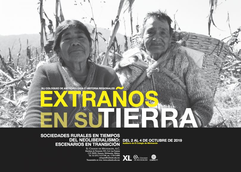XLI Coloquio de Antropología e Historia Regionales