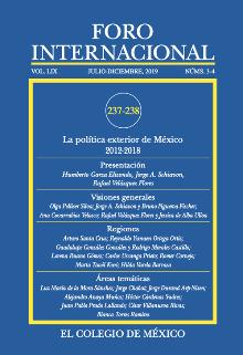 Foro Internacional, vol. LIX, núm. 3-4