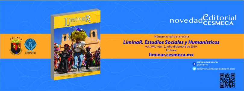 LiminaR, vol. 17, núm. 2