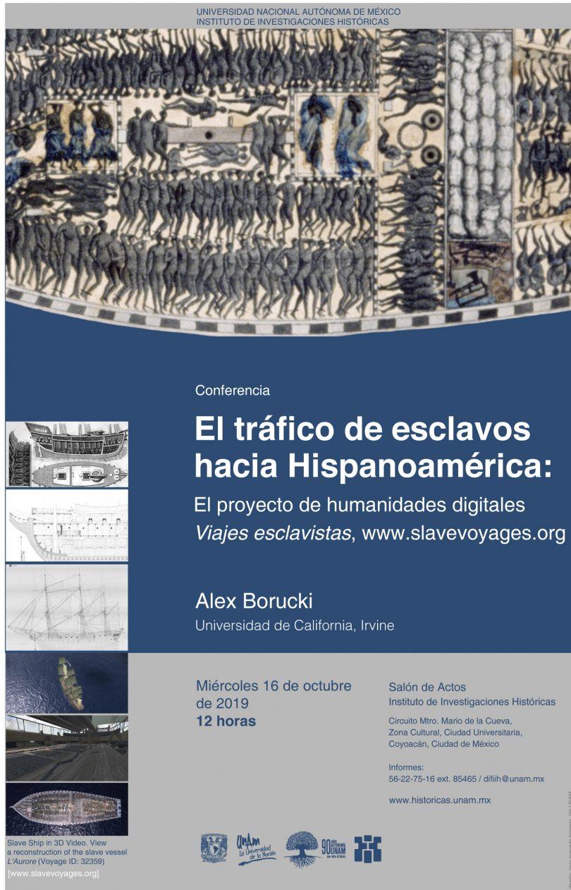 El tráfico de esclavos hacia Hispanoamérica